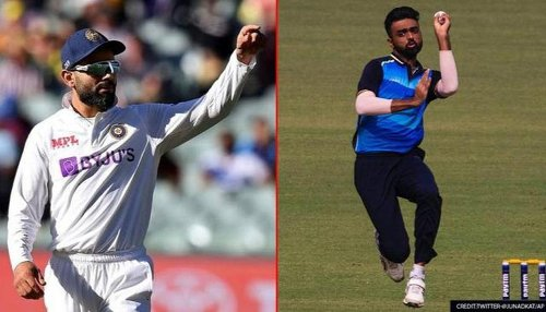 Ex-India cricketer questions Jaydev Unadkat's snub from England tour, RR pacer responds