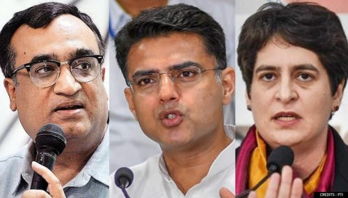 Congress confirms 'Priyanka Vadra in constant touch with Sachin Pilot' amid Rajasthan rift