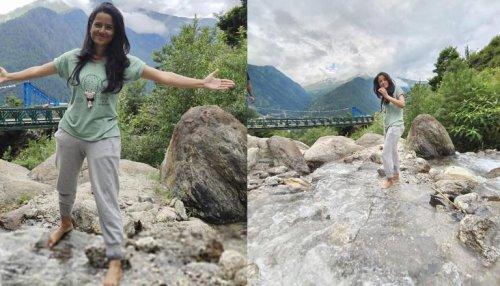 Himachal landslide: Jaipur doctor's shared photos moments before her death go viral