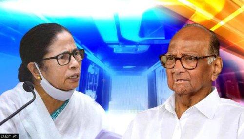 Mamata meets Sharad Pawar for 'political purposes', announces 'save democracy' slogan
