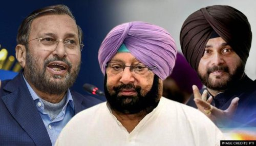 'This is serious': BJP echoes Capt. Amarinder Singh's concerns over Sidhu's Pakistan ties