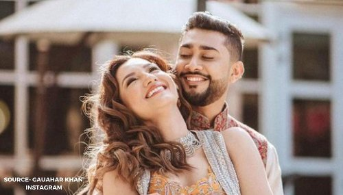 Gauahar Khan gives sneak peek into her married life, reveals what's precious to hubby Zaid