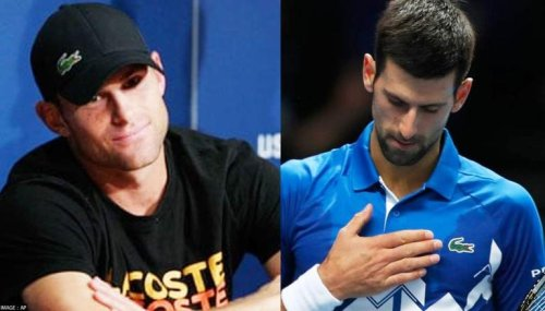 Novak Djokovic and other anti-vax players warned of being banned for Australian Open