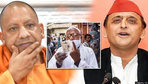 UP Panchayat polls: BJP loses Ayodhya, Varanasi & Gorakhpur to SP; defeated in 2000+ seats
