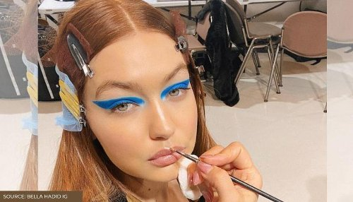 Gigi Hadid misses the 'backstage craze', shares a BTS picture with sister Bella Hadid