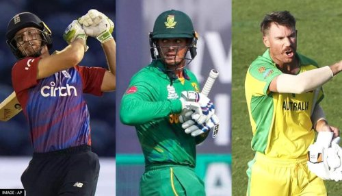 T20 World Cup: Jos Buttler, David Warner share their views following de Kock's BLM stance