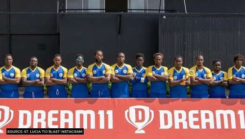 Dream11 St. Lucia T10 Blast SSCS vs CCP live stream, pitch & weather report, match preview