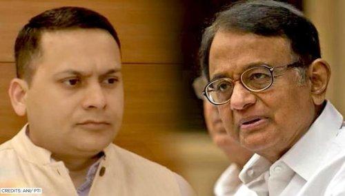 'Chidambaram bugged Pranab Mukherjee's office': Malviya amid Rajasthan phone-tapping row