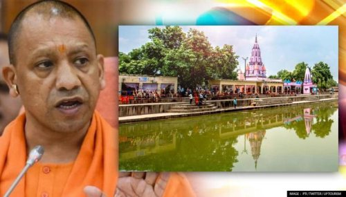 World Tourism Day: UP CM Yogi Adityanath invites all to explore spiritual sites in state