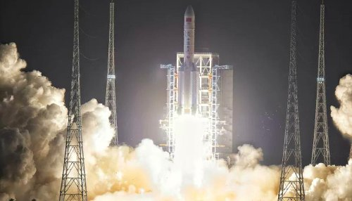 China makes history with successful Mars landing, becomes 2nd country to reach Red Planet