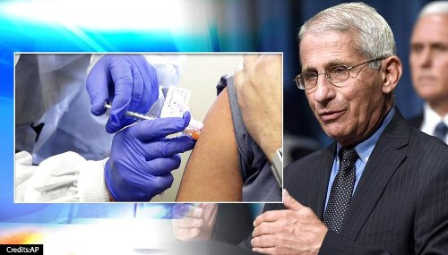 COVID-19: Can you get one shot of Moderna vaccine & second shot of Pfizer? Fauci answers