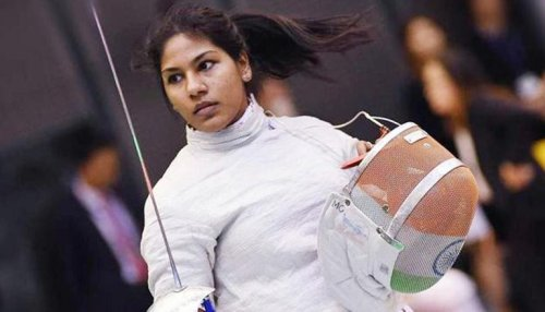 Tokyo Olympics: CA Bhavani Devi wins India's first match in fencing, cruises in next round