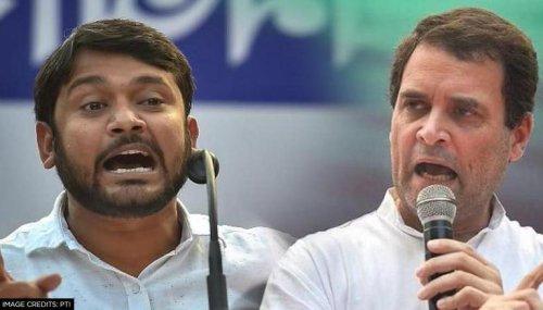 Churn in Bihar politics? Kanhaiya Kumar likely to join Congress after meeting Rahul Gandhi
