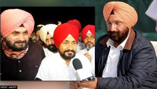 Sidhu was insecure of Randhawa; pitched Charanjit Channi for Punjab CM face: Sources