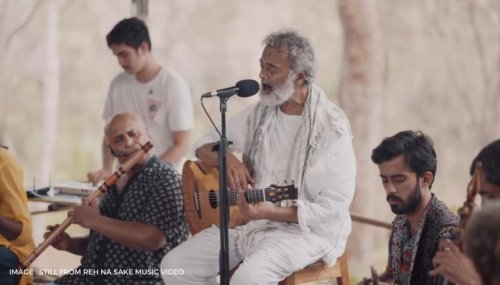 Lucky Ali drops special version of Reh Na Sake on World Music Day, and fans are in love