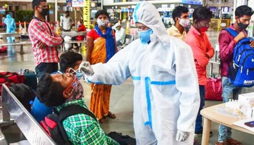 COVID-19: India reports 30,773 cases & 309 deaths in 24 hrs, Kerala adds 19,325 infections