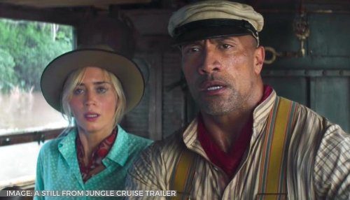 Dwayne Johnson, Emily Blunt starrer 'Jungle Cruise' to release in theatres & on Disney+