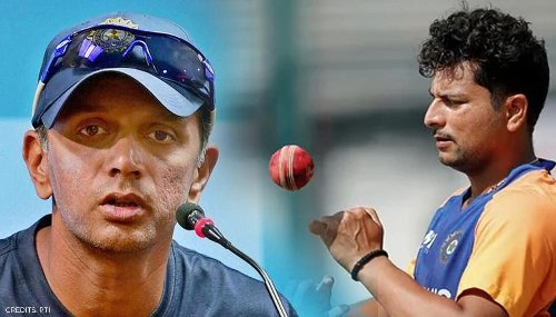 Rahul Dravid reveals real reason behind Kuldeep Yadav's exclusion from WTC final squad