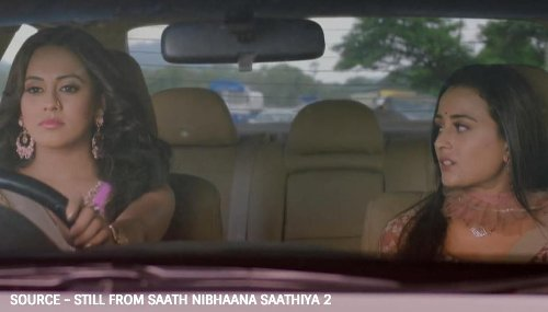 'Saath Nibhaana Saathiya 2' written update: Gehna falls in trouble on the way to her exam
