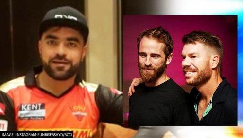 Rashid Khan reacts to David Warner, Kane Williamson keeping Ramadan fast with him
