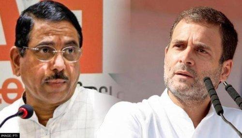 Pralhad Joshi slams Rahul Gandhi over jibe at PM Modi, calls him 'part-time politician'