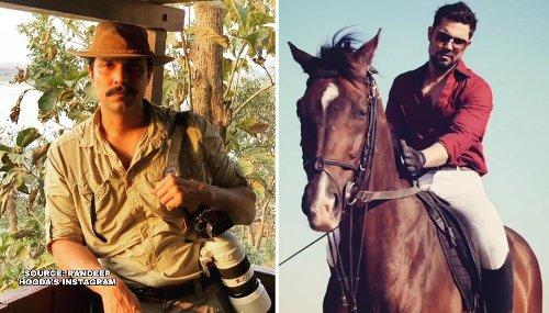 Randeep Hooda mourns demise of his horse 'Johnny Walker'; see post