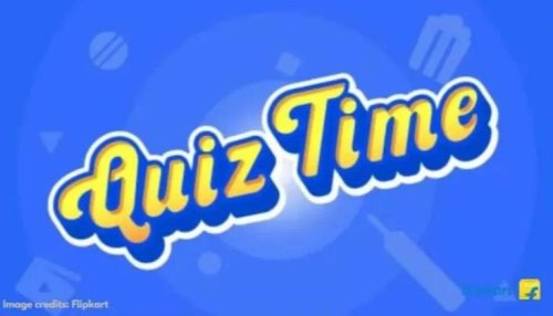 Flipkart Daily Trivia Quiz Answers June 24, 2021: Answer And Win Exciting Rewards