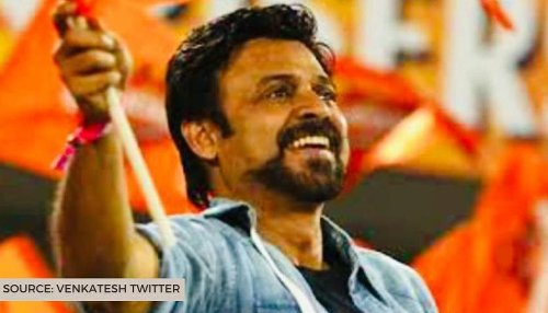 Venkatesh wraps up shooting for 'Drushyam 2'; filming had begun in March 2021