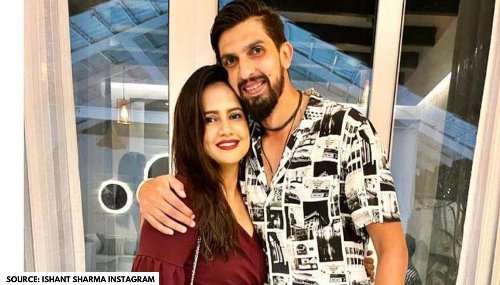 Ishant Sharma, Pratima Singh lauded by top Delhi minister for taking vaccine in unique way