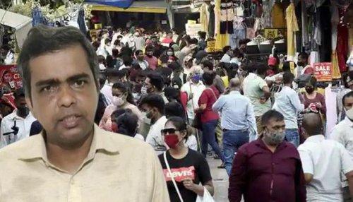 NHRC orders Delhi govt officials to secure Basic Human Rights of INA Market civilians
