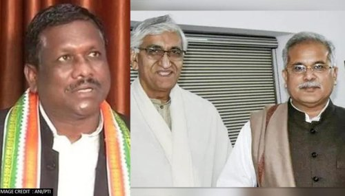 Congress MLA refutes 2.5-year pact to share Chhattisgarh CM post; blames BJP for rumours