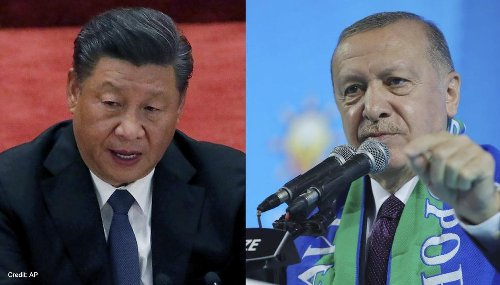Turkey cuts off Chinese embassy's water supply as two countries spat over Uyghur genocide