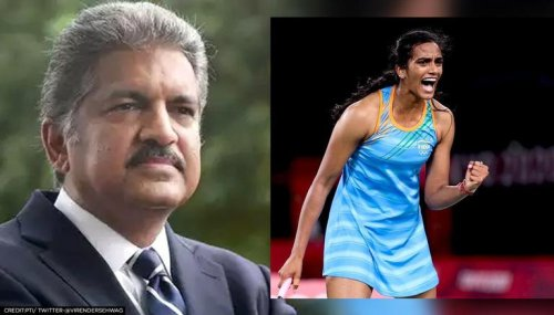 'In Olympics for mental strength, PV Sindhu would win gold': Anand Mahindra