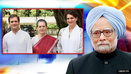 Manmohan Singh to chair Congress meet to finalise stand on all-party meeting with PM Modi