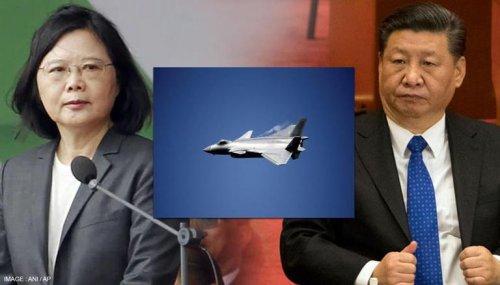 Taiwan accuses China of 'bullying' after 24 PLA warplanes breach Taipei's ADIZ