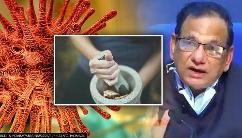 NITI Aayog's VK Paul recommends chyawanprash for Covid immunity; experts criticise remarks