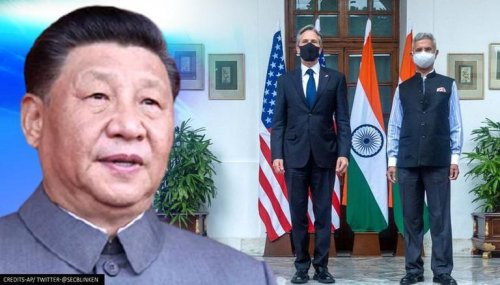 As Quad makes China rant & squirm, Jaishankar shares a wise word for Xi Jinping's sanity