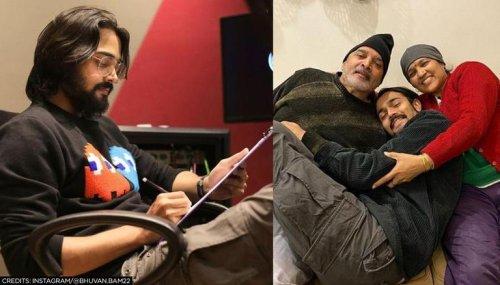 Bhuvan Bam pens emotional post after a month of his parents' death; celebs shower love