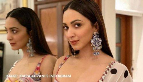 Kiara Advani goes topless once again for Dabboo Ratnani's 2021 calendar; See pic