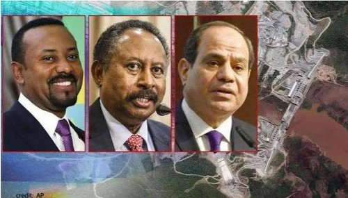 Tensions escalate as Ethiopia, Egypt and Sudan exchange barbs after Nile talks falter