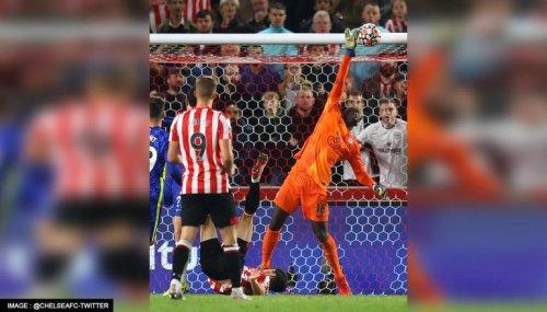 Chelsea takes epic dig at Brentford via social media post after Mendy makes stunning saves