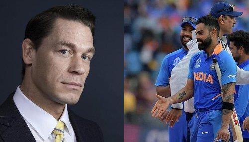 Why did John Cena post RCB captain Virat Kohli's pic on Instagram? IPL fans confused