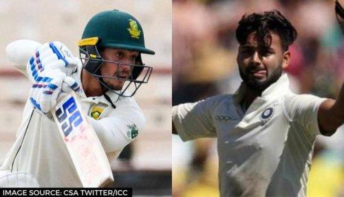 Quinton de Kock creates cricketing history that Rishabh Pant would love to emulate