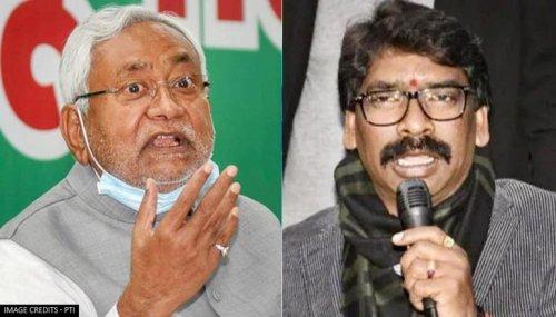 CM Nitish Kumar on Soren's remark on Bhojpuri, Magahi: 'Bihar, Jharkhand are brothers'