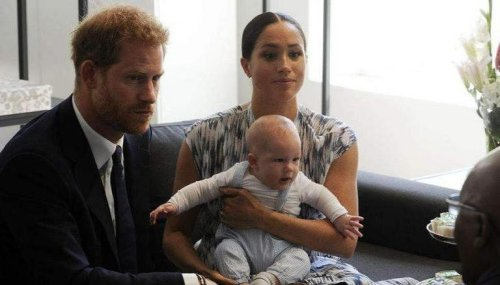 Prince Harry & Meghan Markle discarded Archie's royal title over 'mockery' fears?