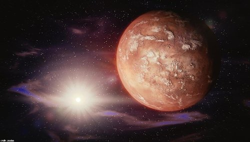 Mars may still be volcanically active; new study suggests planet was recently habitable