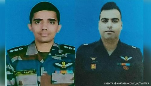 J&K: 2 Indian Army pilots succumb to injuries in helicopter crash-land near Patnitop