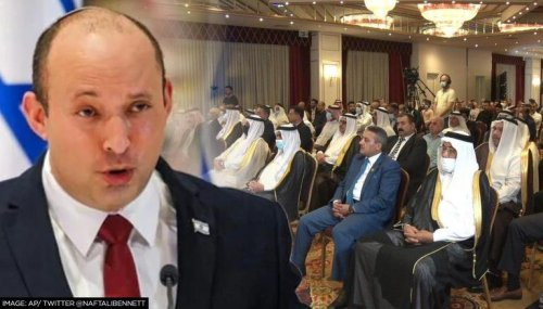 'Reaching out for peace': Naftali Bennett says Israel wants to normalize ties with Iraq