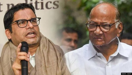 Prashant Kishor meets Sharad Pawar for 3rd time in 2 weeks a day after Opposition meeting