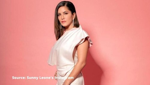 Sunny Leone boards flight citing 'work'; fans wonder if Splitsvilla 13 shoot has resumed?